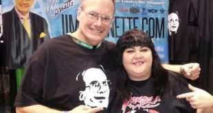 Jim Cornette and Wife Stacy Cornette - Wrestling Examiner