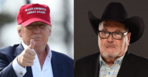 Jim Ross On Donald Trump, MAGA - Wrestling Examiner