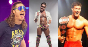 Joey Janela & Ryan Nameth On Joey Ryan Allegations of Sexual Misconduct - Wrestling Examiner