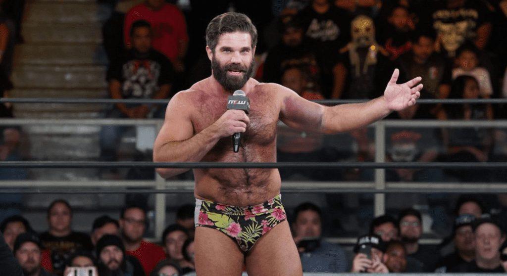 Joey Ryan - Wrestling Examiner