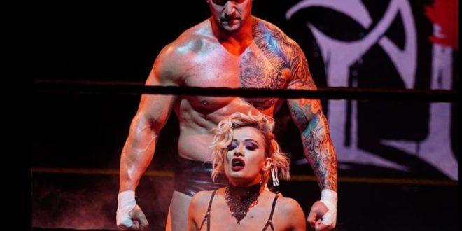 Karrion Kross & Scarlett - Wrestling Examiner