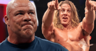 Kurt Angle & Matt Riddle - Wrestling Examiner