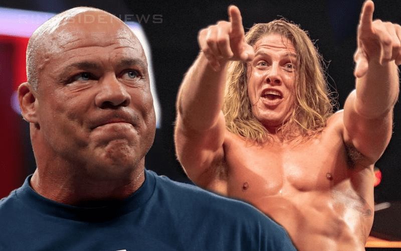Kurt Angle & Matt Riddle - Wrestling Examiner