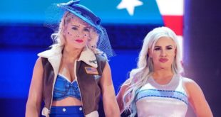 Lacey Evans & Dana Brooke - Wrestling Examiner