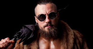 Marty Scurll - Wrestling Examiner