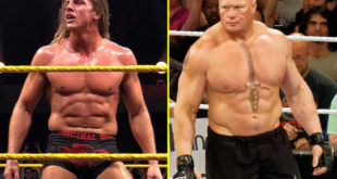 Matt Riddle & Brock Lesnar - Wrestling Examiner
