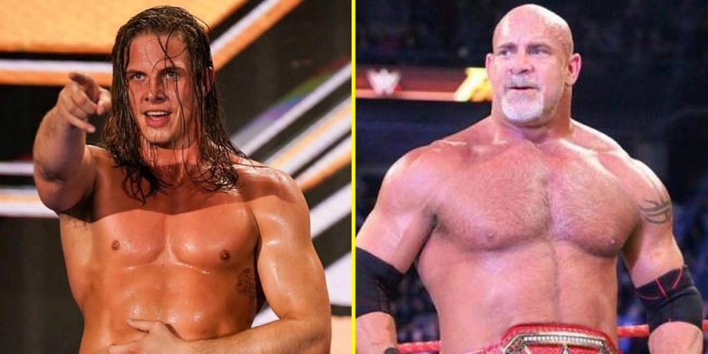 Matt Riddle & Goldberg - Wrestling Examiner