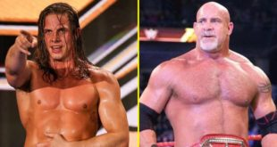 Matt Riddle & Goldberg - Wrestling Examiner