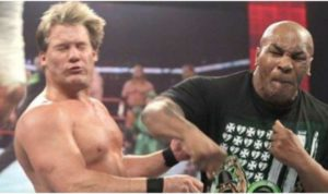 Mike Tyson & Chris Jericho - Wrestling Examiner