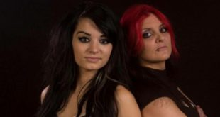 Paige and Mom Saraya Knight - Wrestling Examiner