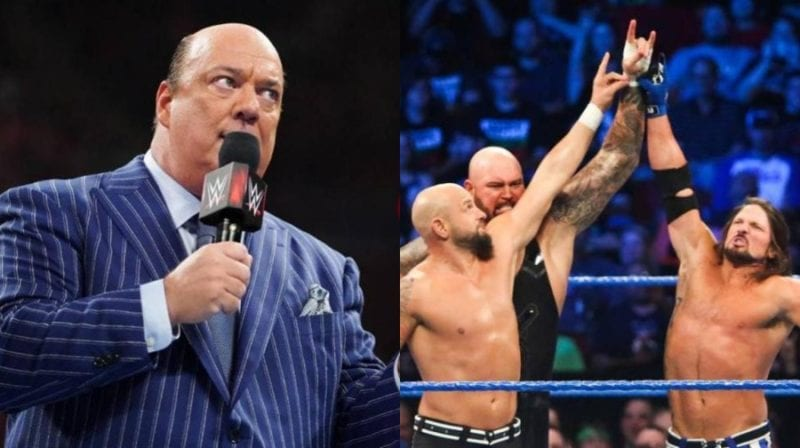 Paul Heyman & AJ Styles - Wrestling Examiner