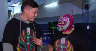 Rey Mysterio & Dominick - Wrestling Examiner