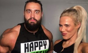 Rusev & Lana - Wrestling Examiner