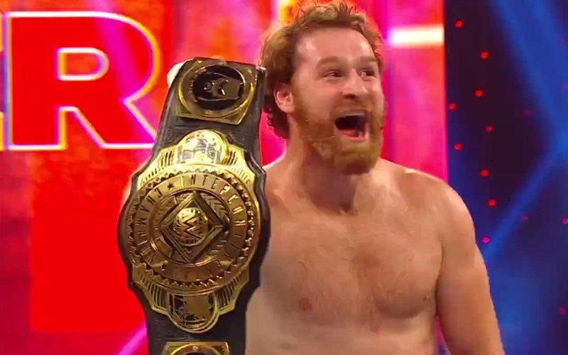 Sami Zayn - Wrestling Examiner