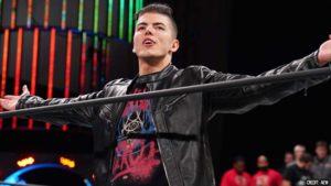 Sammy Guevara - Wrestling Examiner