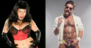 Shelly Martinez & Joey Ryan - Wrestling Examiner