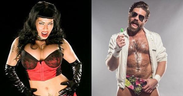 Shelly Martinez & Joey Ryan - Wrestling Examiner