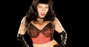 Shelly Martinez - Wrestling Examiner