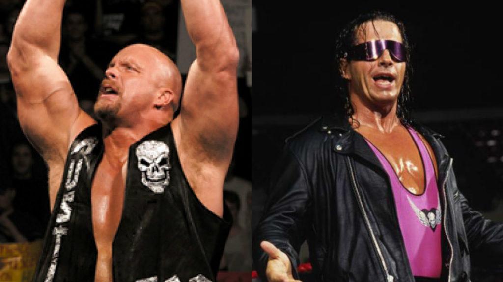 Steve Austin & Bret Hart - Wrestling Examiner