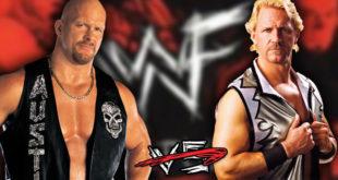 Steve Austin & Jeff Jarrett - Wrestling Examiner