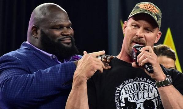 Steve Austin & Mark Henry - Wrestling Examiner