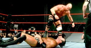 Steve Austin vs Scott Hall - Wrestling Examiner