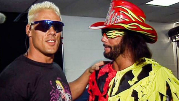 Sting & Randy Savage - Wrestling Examiner