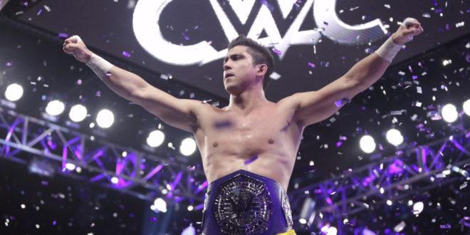 TJ Perkins wins WWE Cruiserweight Classic, becomes Raw