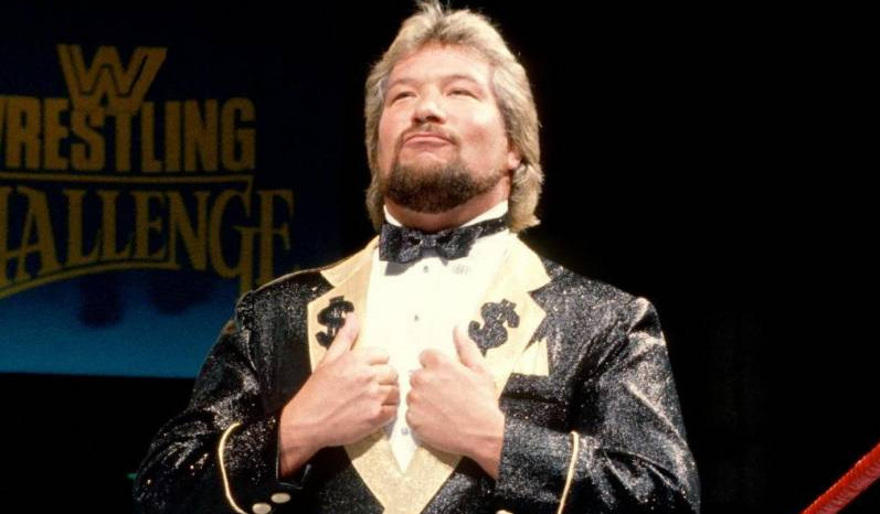 Ted DiBiase The Million Dollar Man - Wrestling Examiner
