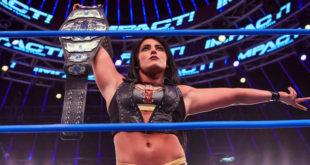 Tessa Blanchard - Impact Wrestling