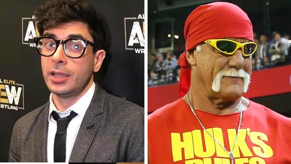 Tony Khan & Hulk Hogan - Wrestling Examiner