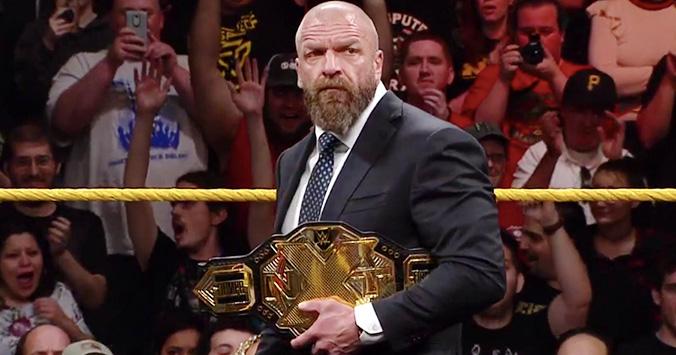 Triple H NXT - Wrestling Examiner