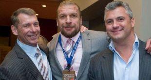 Vince McMahon, Shane McMahon & Triple H - Wrestling Examiner