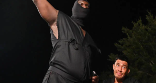 WWE Backlash Giant Ninja - Wrestling Examiner