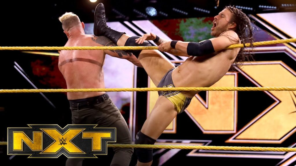 WWE NXT Results & Highlights (6-10) - Wrestling Examiner