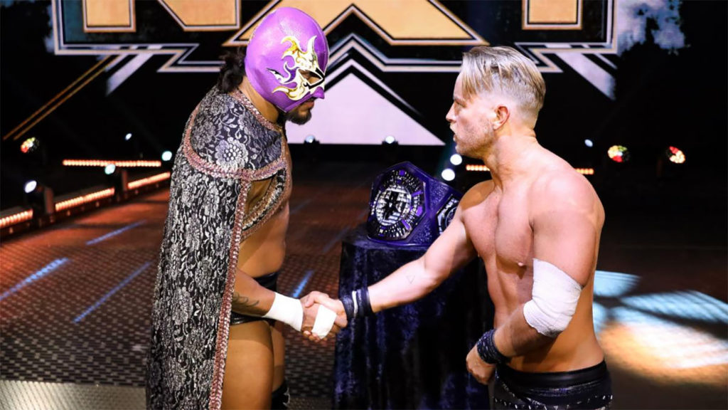 WWE NXT Results & Highlights (6-3) - Wrestling Examiner