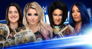 WWE SmackDown Results & Highlights (6-5) - Wrestling Examiner