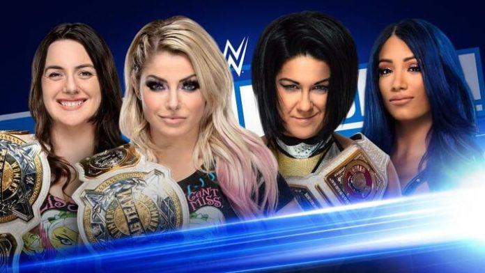 WWE SmackDown Results & Highlights (6-5) - Wrestling Examiner