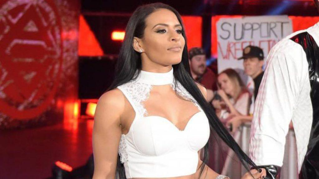 Zelina Vega - Wrestling Examiner