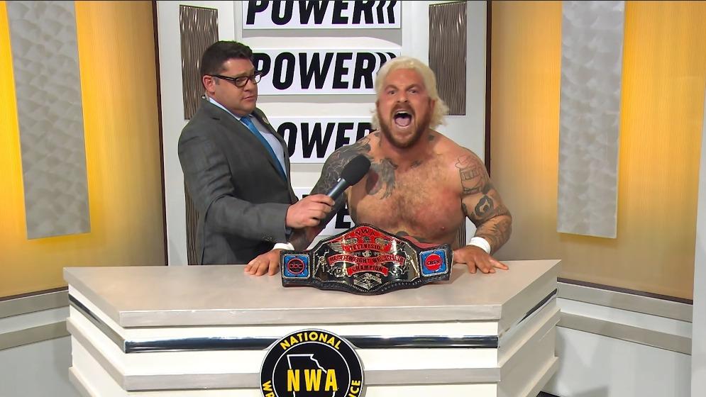 Zicky Dice NWA Champion - Wrestling Examiner