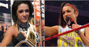 Bayley Heel, Bayley Face - Wresting Examiner