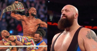 Big Show & Kofi Kingston New Day - Wrestling Examiner