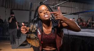 Big Swole - Wrestling Examiner