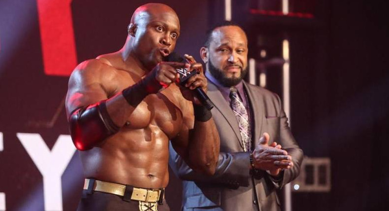 Video: Bobby Lashley & MVP from WWE Raw Engages In A Bar Fight 2