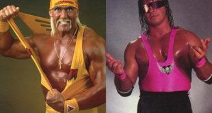 Hulk Hogan & Bret Hart - Wrestling Examiner