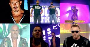 Impact Wrestling New Signings Slammiversary - Wrestling Examiner