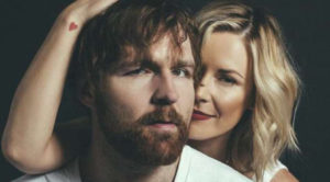 Jon Moxley & Renee Young - Wrestling Examiner