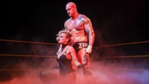 Karrion Kross & Scarlett - Wrestling Examiner
