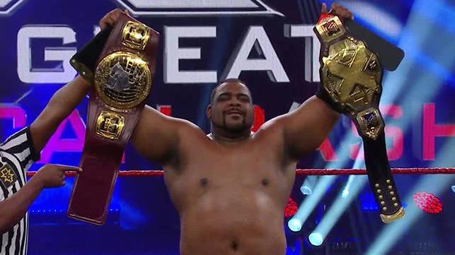 Keith Lee - Wrestling Examiner