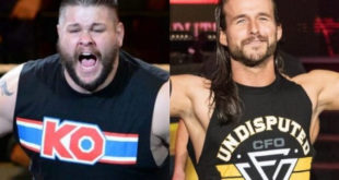 Kevin Owens & Adam Cole - Wrestling Examiner